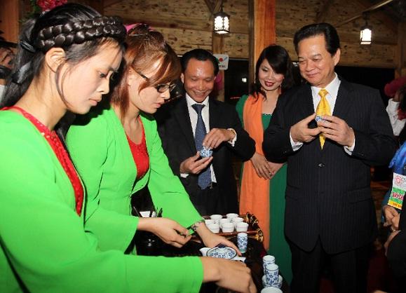 Sự kiện trong văn hóa Trà Thái Nguyên