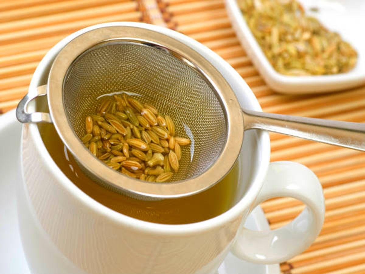 Trà thì là cũng là một loại trà tốt cho hệ tiêu hóa