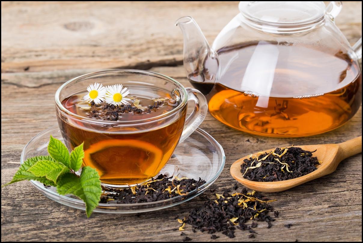 trà đen giúp hạ đường huyết