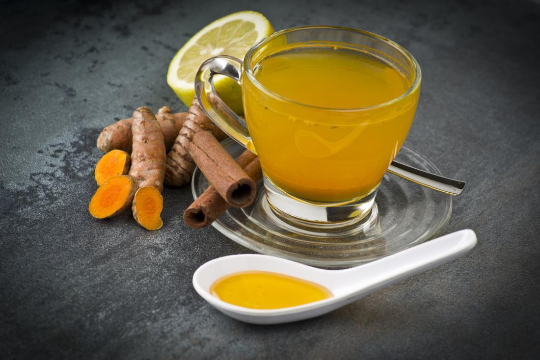 trà nghệ giúp hạ đường huyết
