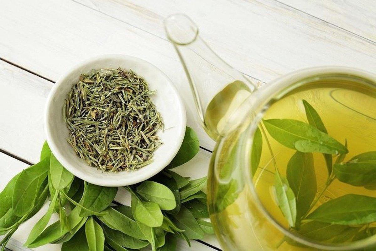 trà xanh giúp hạ đường huyết