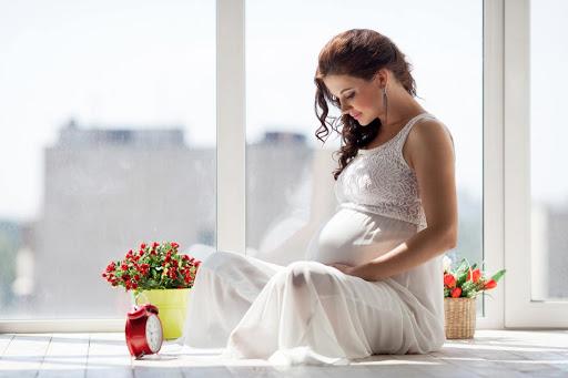 Nước trà lá vối có khả năng chống oxy hóa cho bà bầu